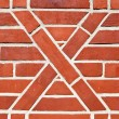 Stock Photo: Artistic brickwork