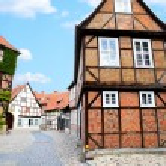 Street in Germany — Stock Photo