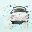 Royalty-Free Stock Photo: Trabant