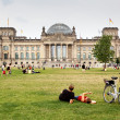 Bundestag - Stock Photo