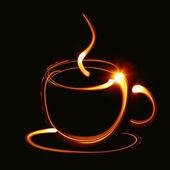 Kaffeetasse — Stockfoto