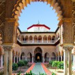 Real Alcazar — Stock Photo #22830998
