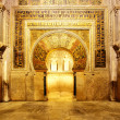 Mosque of Cordoba — Stock Photo #23021498