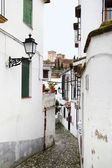 Old narrow street — Stock Photo