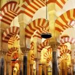 Great Mosque of Cordoba — Stock Photo