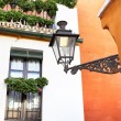 Old street in Seville — Stock Photo