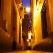 Stock Photo: Seville at night