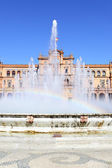 Square of Spain — Stock fotografie