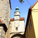 Rothenburg ob der Tauber — Stock Photo #25016707