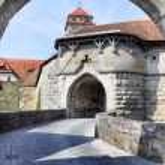 Rothenburg ob der Tauber — Stock Photo #25016715