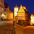 Rothenburg ob der Tauber - Stock Photo