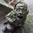 Gargoyle - Stock Photo