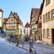 Royalty-Free Stock Photo: Rothenburg ob der Tauber