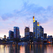 Frankfurt am Mine — Stock Photo