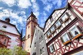 Tauberbischofsheim — Stock Photo
