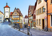 Rothenburg ob der Tauber — 图库照片