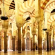 The Great Mosque of Cordoba — Stock Photo #26203649