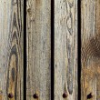 Texture of wooden planks — Stock Photo