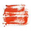 Red brush strokes — Stock Photo #27530275