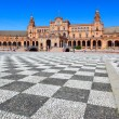 Square of Spain — Lizenzfreies Foto