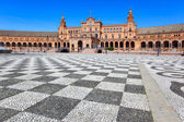 Square of Spain — Stockfoto