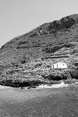 Dünyanın sonu evi, — Stok fotoğraf