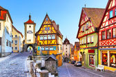 Rothenburg ob der tauber — Photo