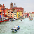 Grand Canal in Venice — Stock fotografie #33602861