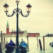 Quay in Venice — Stock Photo