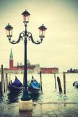 Quay in Venice — Stock Photo