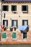 Old house Venice — Stock Photo