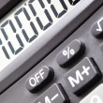 Calculator — Stock Photo #4570364