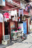 Old street in Shanghai — Stock Photo