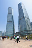 Pudong New Area — Stock Photo