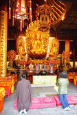 Longhua buddhist temple — Stockfoto