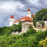 Bratislava Castle — Stock Photo #48845395