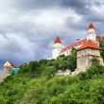 Bratislava Castle — Stock Photo #49178035