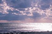 Glistening sea. — Stock Photo