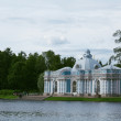 Park at Tsarskoye Selo — Stock Photo #13855119
