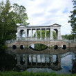 Park at Tsarskoye Selo — Stock Photo