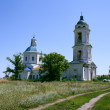 Russia. Voronezh region, church — Stock Photo