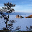 Lake of Baikal — Stock Photo #22491063