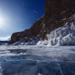 Lake of Baikal — Stock Photo