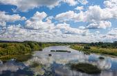 River Kama — Stock Photo