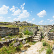 Ruins of Panticapaeum — Stock Photo