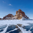 Stock Photo: Landscape of Lake Baikal