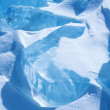 Stock Photo: Ice of Baikal