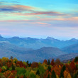 Autumn mountain — Stock Photo #33234985