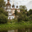 Постер, плакат: Church Dmitry Prilutsky in Vologda