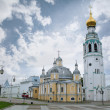 Cathedral of the Resurrection in Vologda — Stock Photo